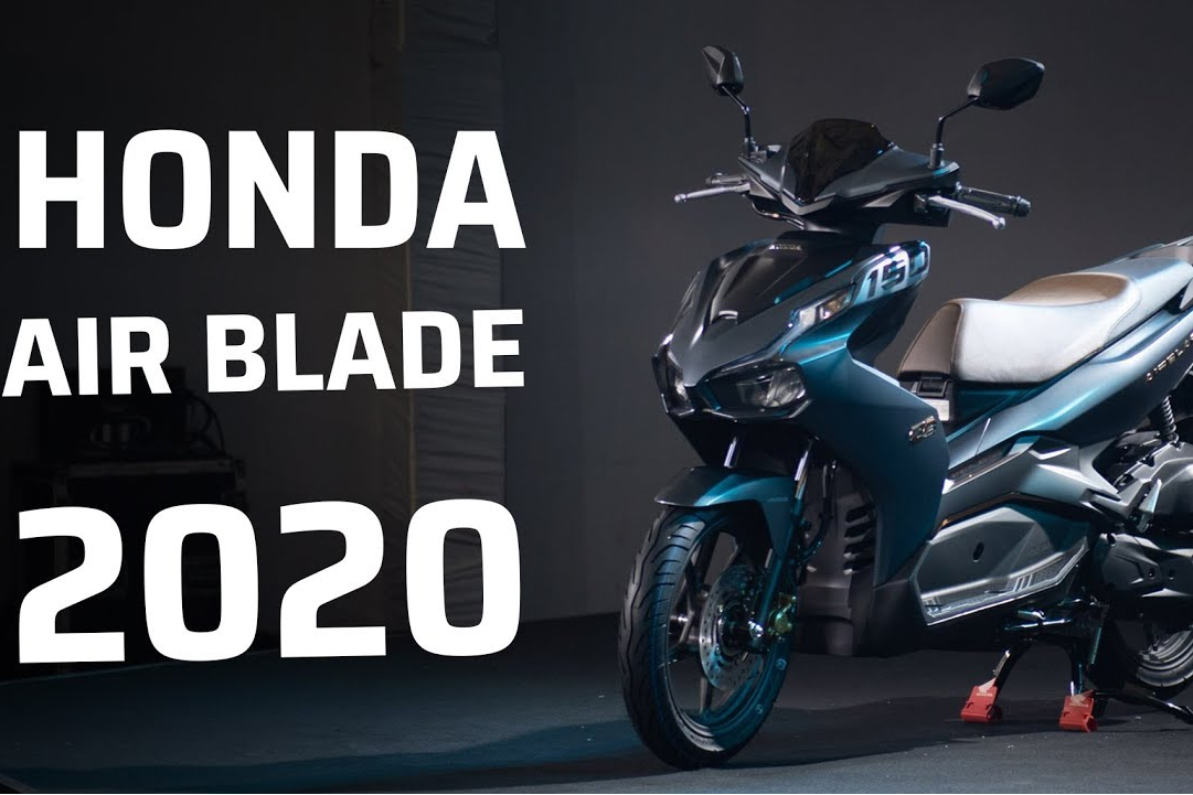 Honda AirBlade 2020 - Thống lĩnh đỉnh cao