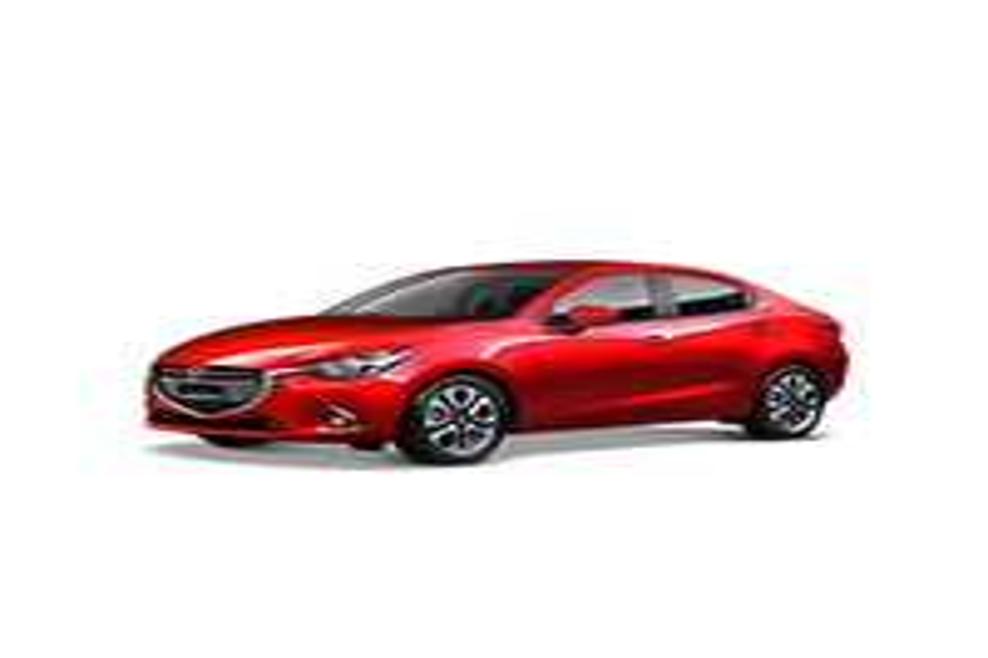 Mazda 2 2019
