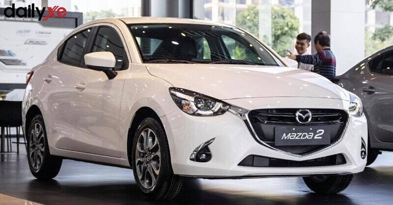Tổng quan Mazda 2