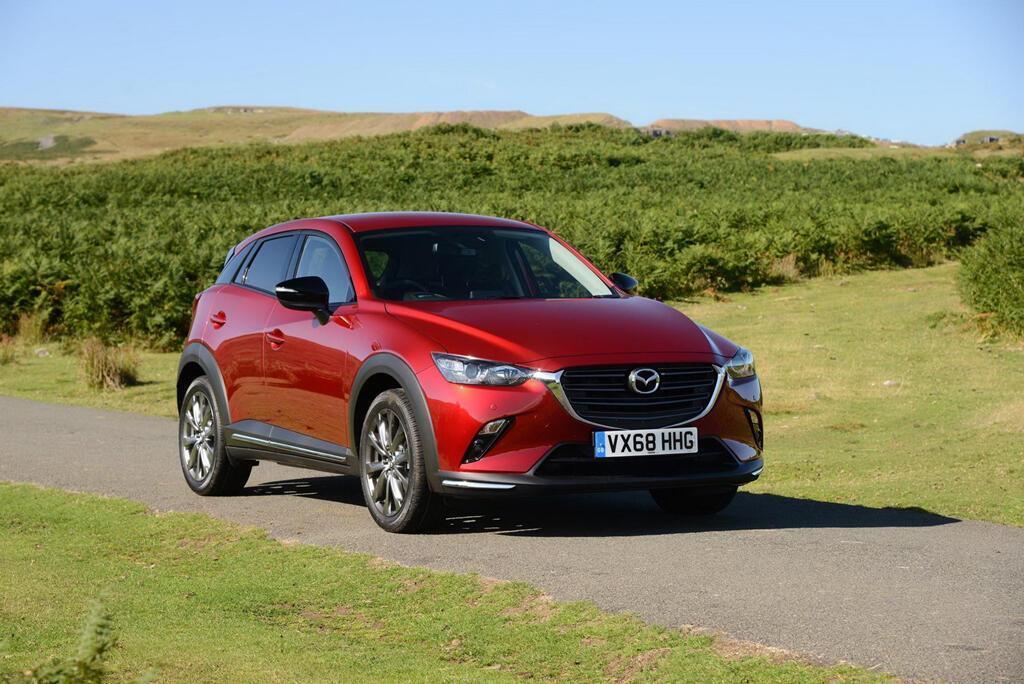 Mazda 2 và CX-3 bản đặc biệt chỉ sản xuất 500 chiếc - Hình 1