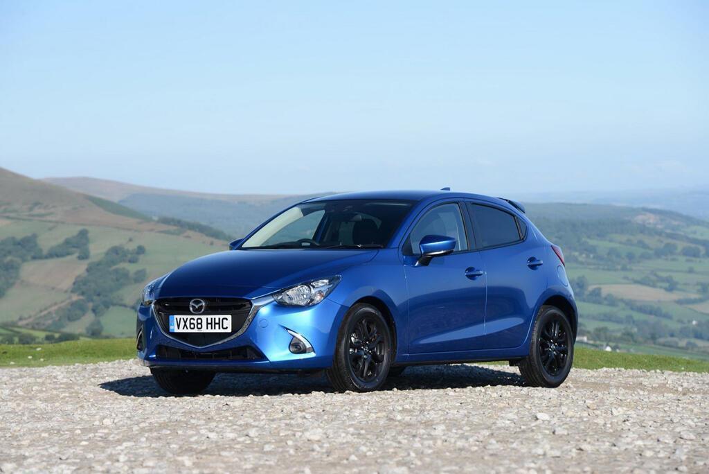 Mazda 2 và CX-3 bản đặc biệt chỉ sản xuất 500 chiếc - Hình 4
