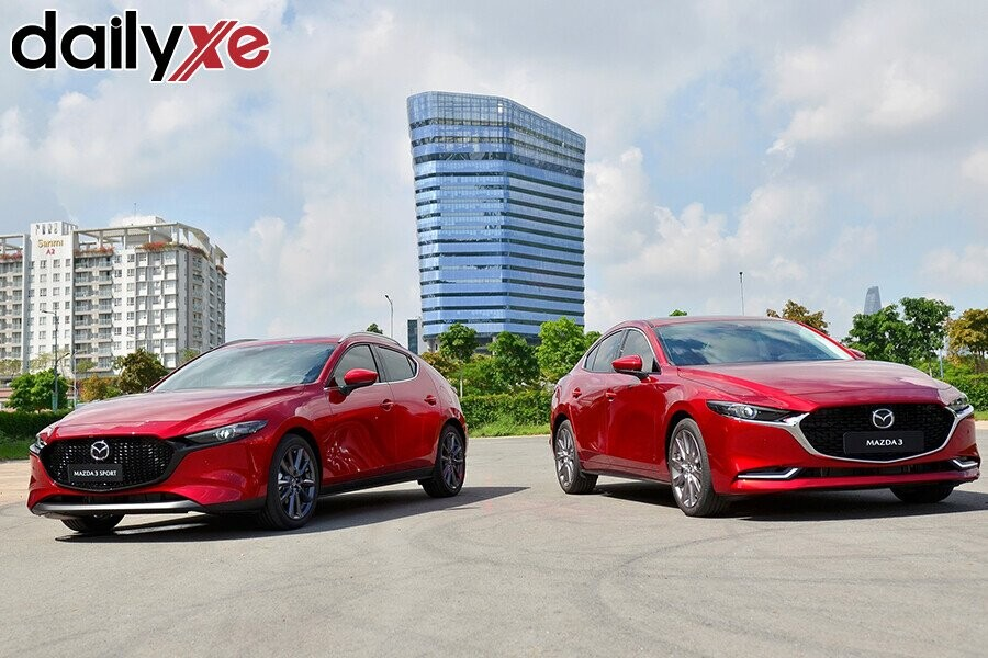 Mazda 3 2020 - Hình 1