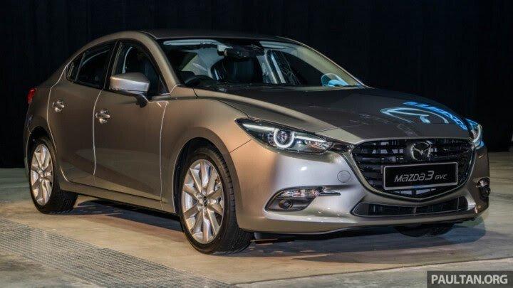 Mazda 3 GVC vừa ra giá từ 580 triệu đồng tại Malaysia - Hình 1