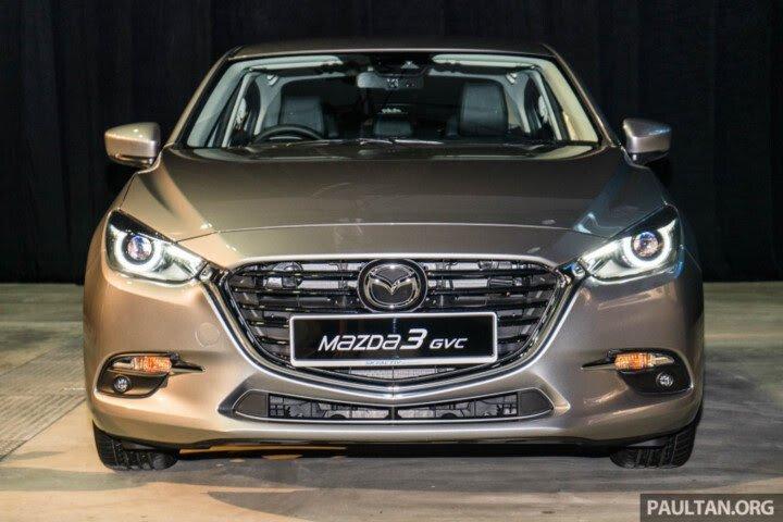 Mazda 3 GVC vừa ra giá từ 580 triệu đồng tại Malaysia - Hình 2