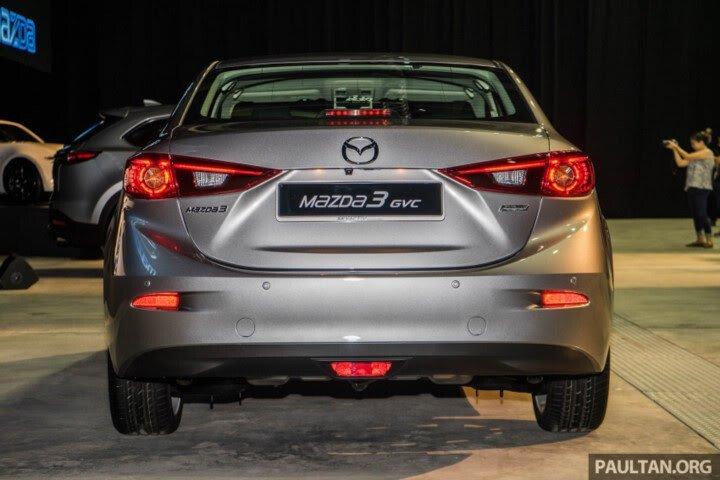 Mazda 3 GVC vừa ra giá từ 580 triệu đồng tại Malaysia - Hình 3