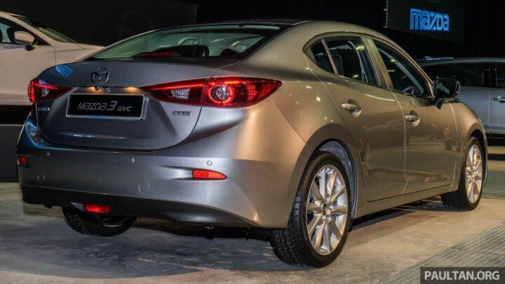 Mazda 3 GVC vừa ra giá từ 580 triệu đồng tại Malaysia - Hình 4