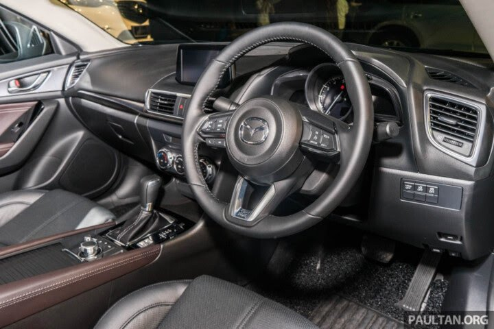 Mazda 3 GVC vừa ra giá từ 580 triệu đồng tại Malaysia - Hình 6