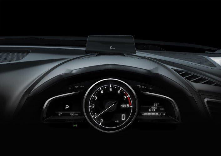 Mazda 3 GVC vừa ra giá từ 580 triệu đồng tại Malaysia - Hình 7
