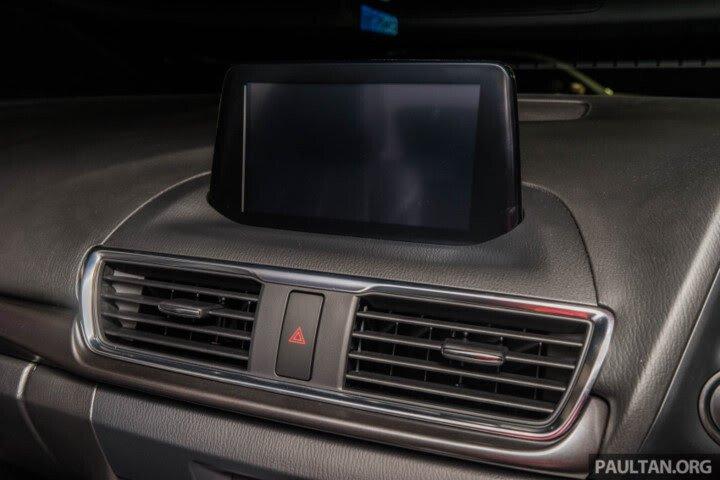 Mazda 3 GVC vừa ra giá từ 580 triệu đồng tại Malaysia - Hình 8