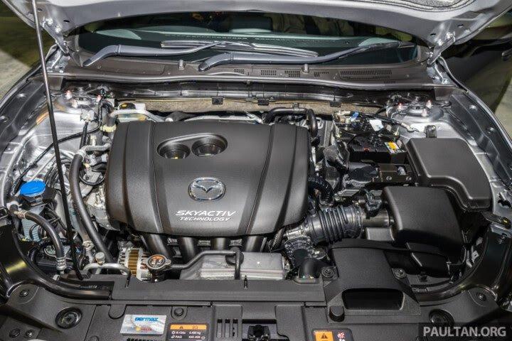 Mazda 3 GVC vừa ra giá từ 580 triệu đồng tại Malaysia - Hình 11