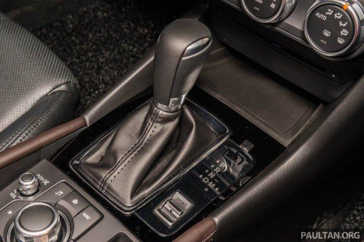 Mazda 3 GVC vừa ra giá từ 580 triệu đồng tại Malaysia - Hình 12