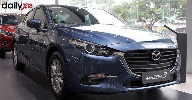Tổng quan Mazda 3