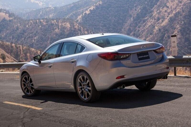 Mazda 6 2017- chiếc sedan hạng trung đáng mua - Hình 1