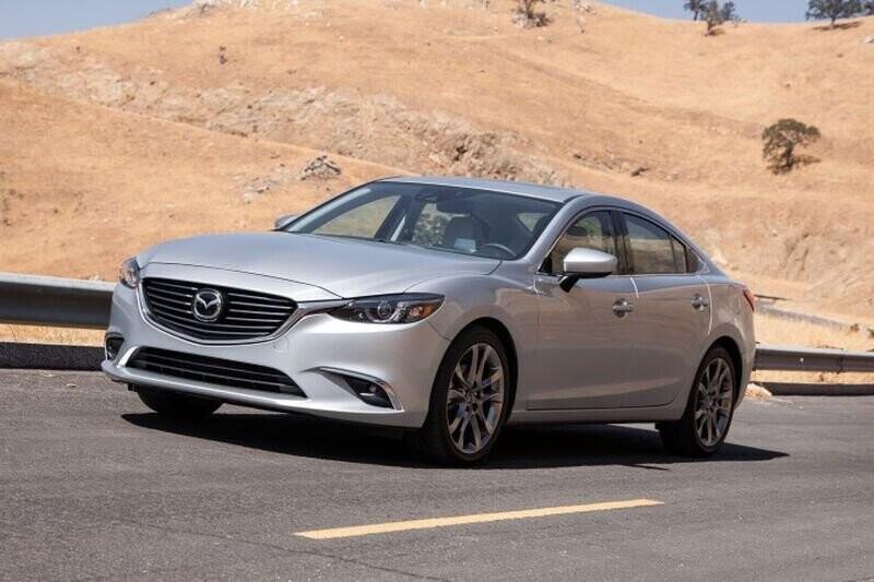 Mazda 6 2017- chiếc sedan hạng trung đáng mua - Hình 2