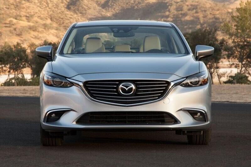 Mazda 6 2017- chiếc sedan hạng trung đáng mua - Hình 4