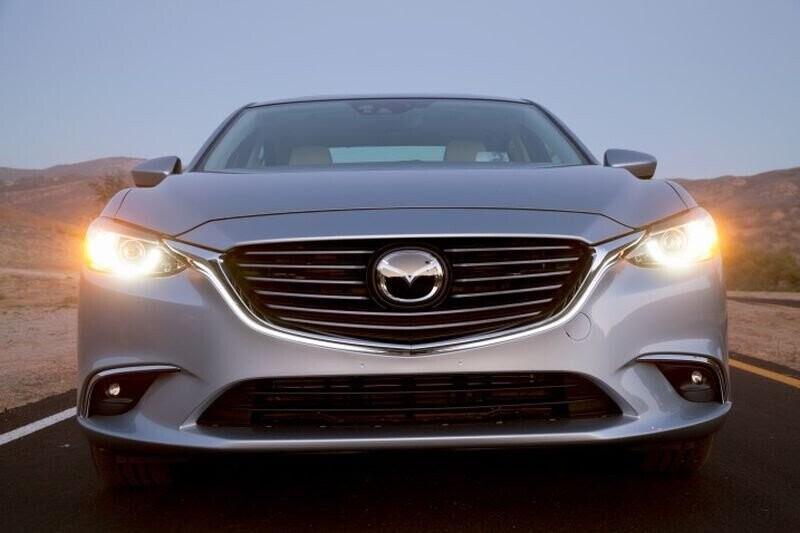Mazda 6 2017- chiếc sedan hạng trung đáng mua - Hình 6