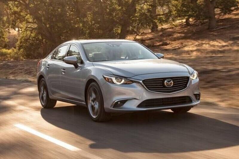 Mazda 6 2017- chiếc sedan hạng trung đáng mua - Hình 8