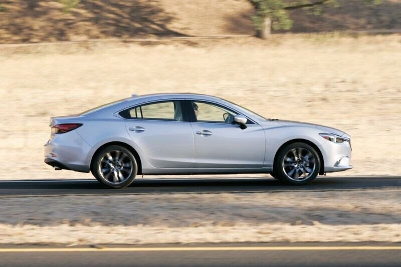 Mazda 6 2017- chiếc sedan hạng trung đáng mua - Hình 9