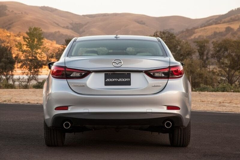 Mazda 6 2017- chiếc sedan hạng trung đáng mua - Hình 10