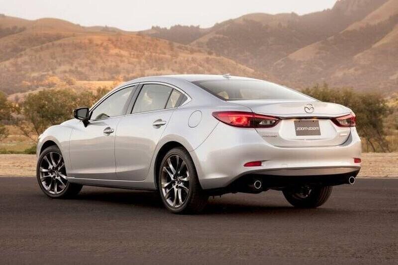 Mazda 6 2017- chiếc sedan hạng trung đáng mua - Hình 11