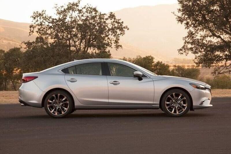 Mazda 6 2017- chiếc sedan hạng trung đáng mua - Hình 12