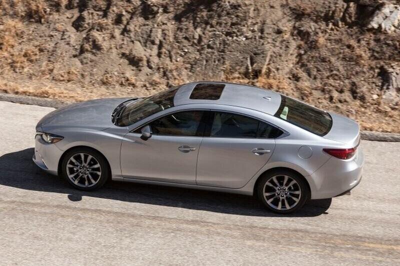 Mazda 6 2017- chiếc sedan hạng trung đáng mua - Hình 13