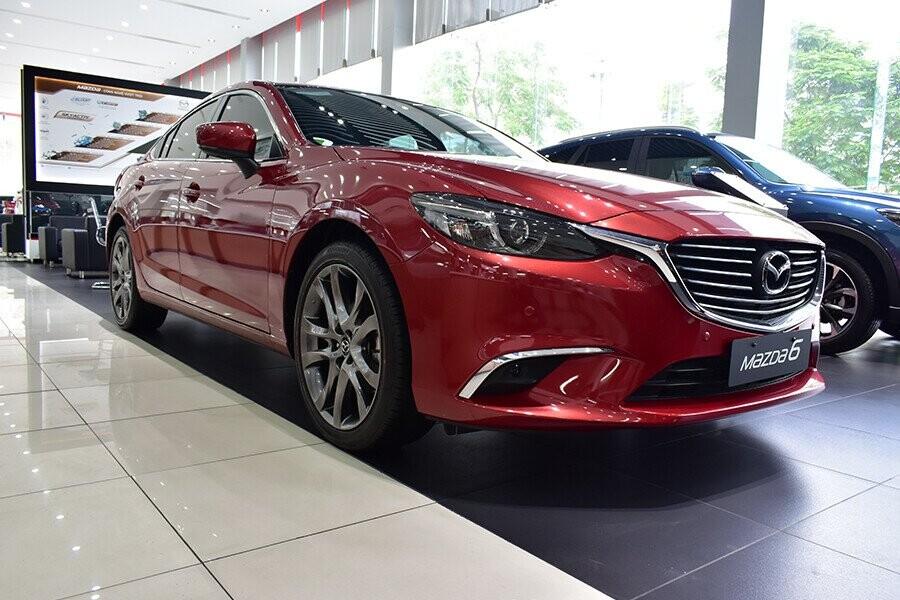 Tổng quan Mazda 6