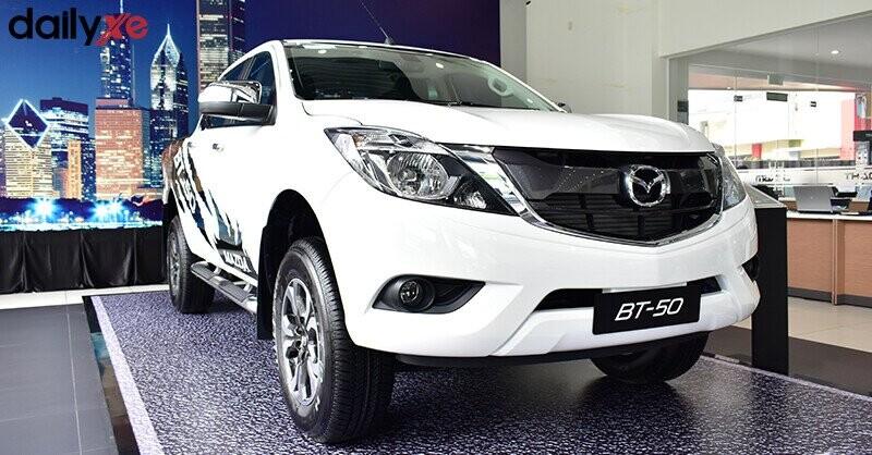 Tổng quan Mazda BT-50