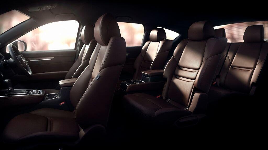 Mazda chính thức công bố hình ảnh ngoại thất của CX-8 - Hình 1