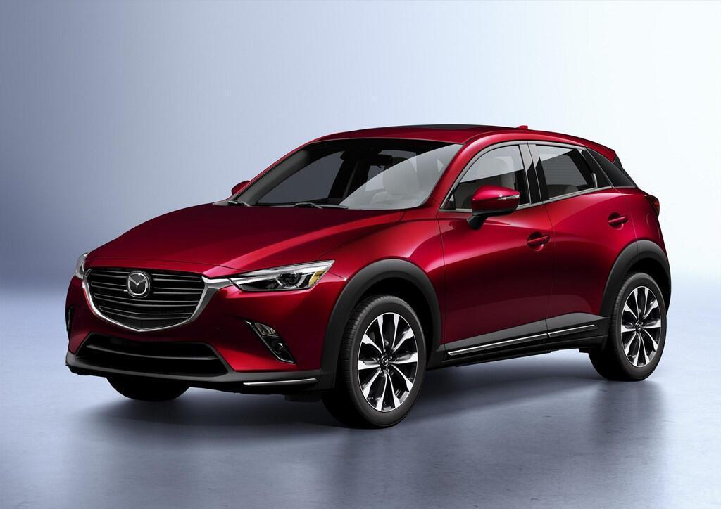 Mazda CX-3 2019 giá từ 21.300 USD tại Mỹ - Hình 1