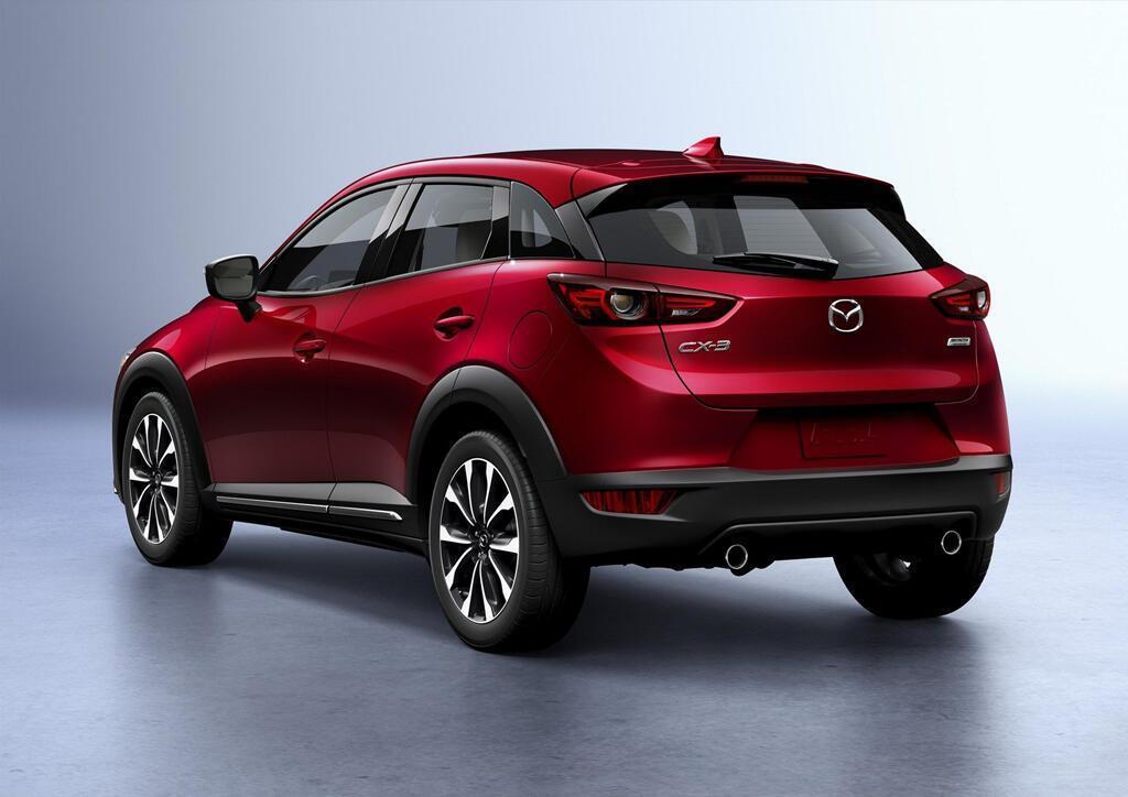 Mazda CX-3 2019 giá từ 21.300 USD tại Mỹ - Hình 2