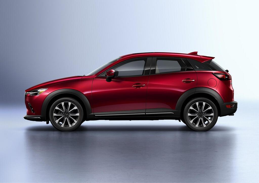 Mazda CX-3 2019 giá từ 21.300 USD tại Mỹ - Hình 4