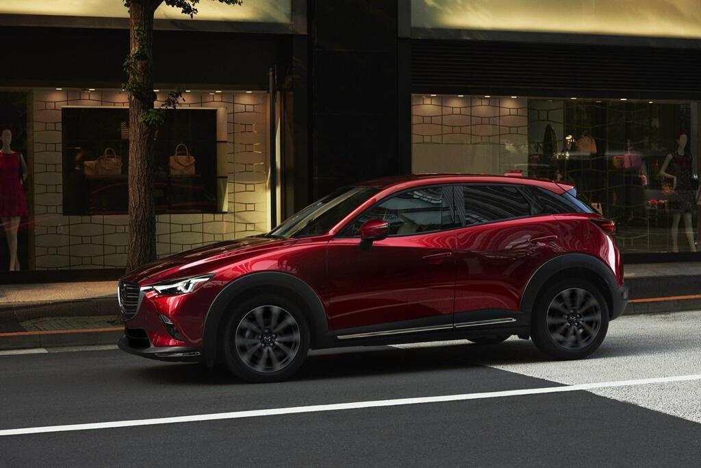 Mazda CX-3 2019 giá từ 21.300 USD tại Mỹ - Hình 5
