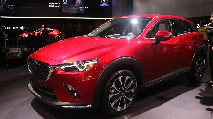 Mazda CX-3 2020 sẽ có hàng loạt thay đổi, bao gồm cả gia tăng kích thước - Hình 1