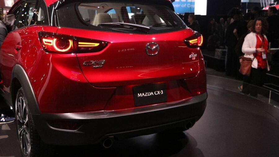 Mazda CX-3 2020 sẽ có hàng loạt thay đổi, bao gồm cả gia tăng kích thước - Hình 2