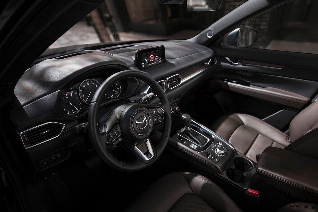 Mazda CX-5 2020 ra mắt, thêm sức mạnh và trang bị với giá từ 602 triệu VNĐ - Hình 4