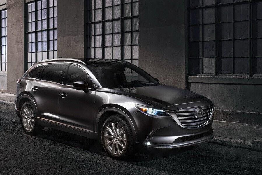 Mazda CX-9 2019 sắp lên kệ, giá từ 32.280 USD - Hình 1