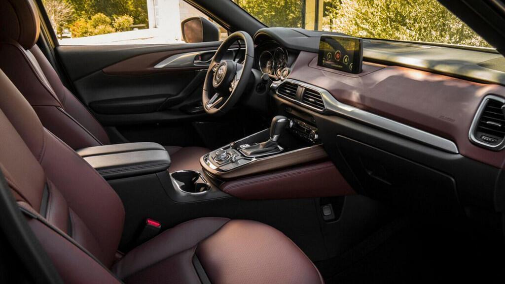 Mazda CX-9 2019 sắp lên kệ, giá từ 32.280 USD - Hình 5