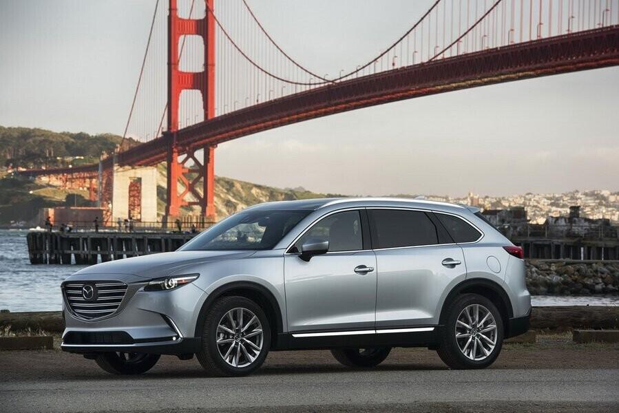 Mazda CX-9 2019 sắp lên kệ, giá từ 32.280 USD - Hình 6
