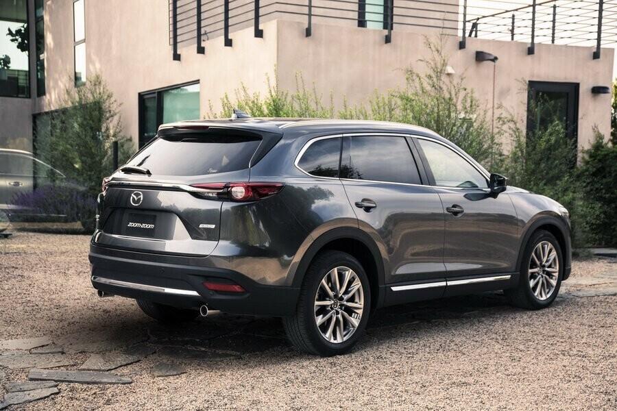 Mazda CX-9 2019 sắp lên kệ, giá từ 32.280 USD - Hình 7