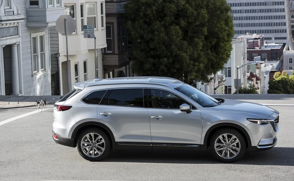 Mazda CX-9 2019 sắp lên kệ, giá từ 32.280 USD - Hình 8