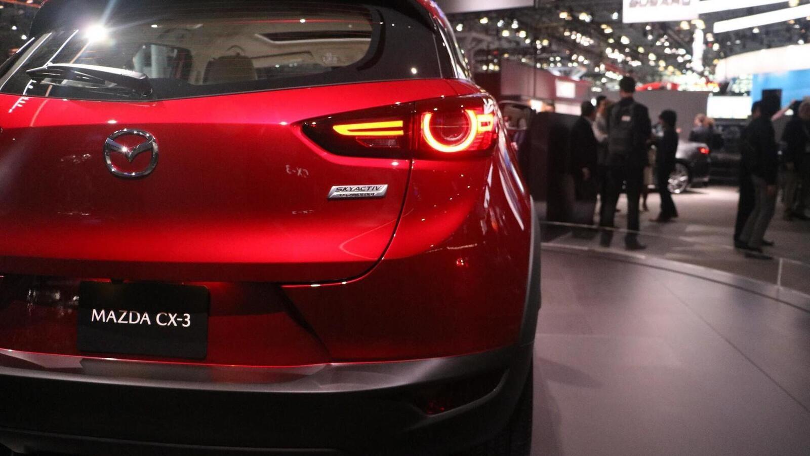 Mazda CX-3 2019 nâng cấp nội ngoại thất; động cơ mạnh hơn - Hình 2