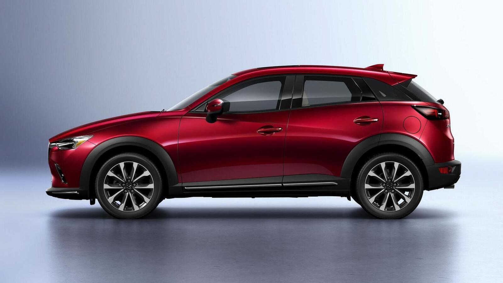 Mazda CX-3 2019 nâng cấp nội ngoại thất; động cơ mạnh hơn - Hình 4