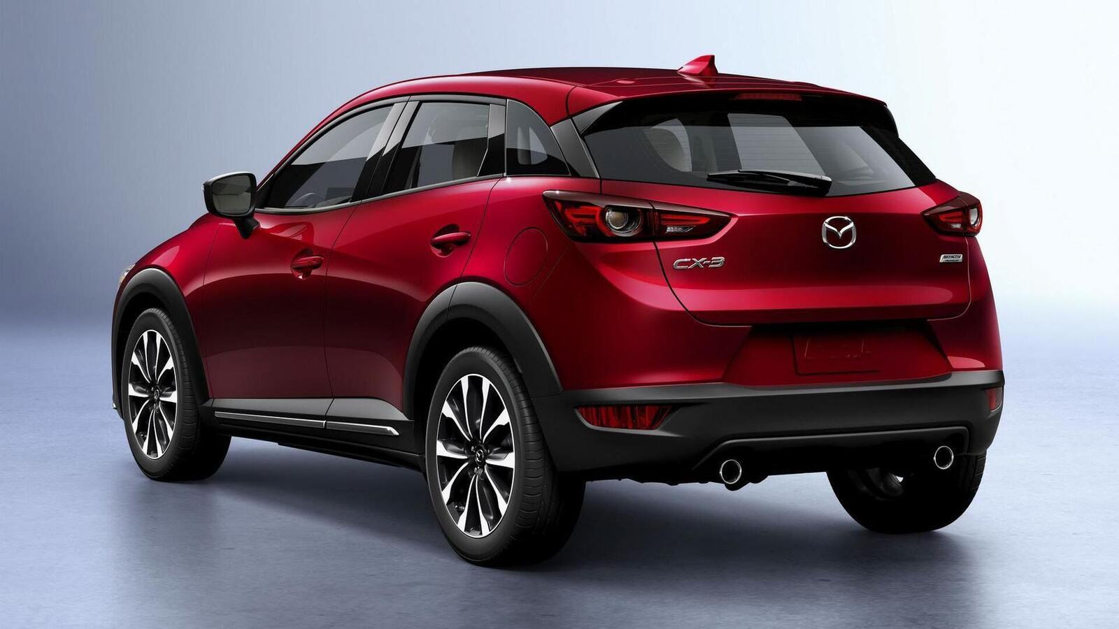 Mazda CX-3 2019 nâng cấp nội ngoại thất; động cơ mạnh hơn - Hình 5