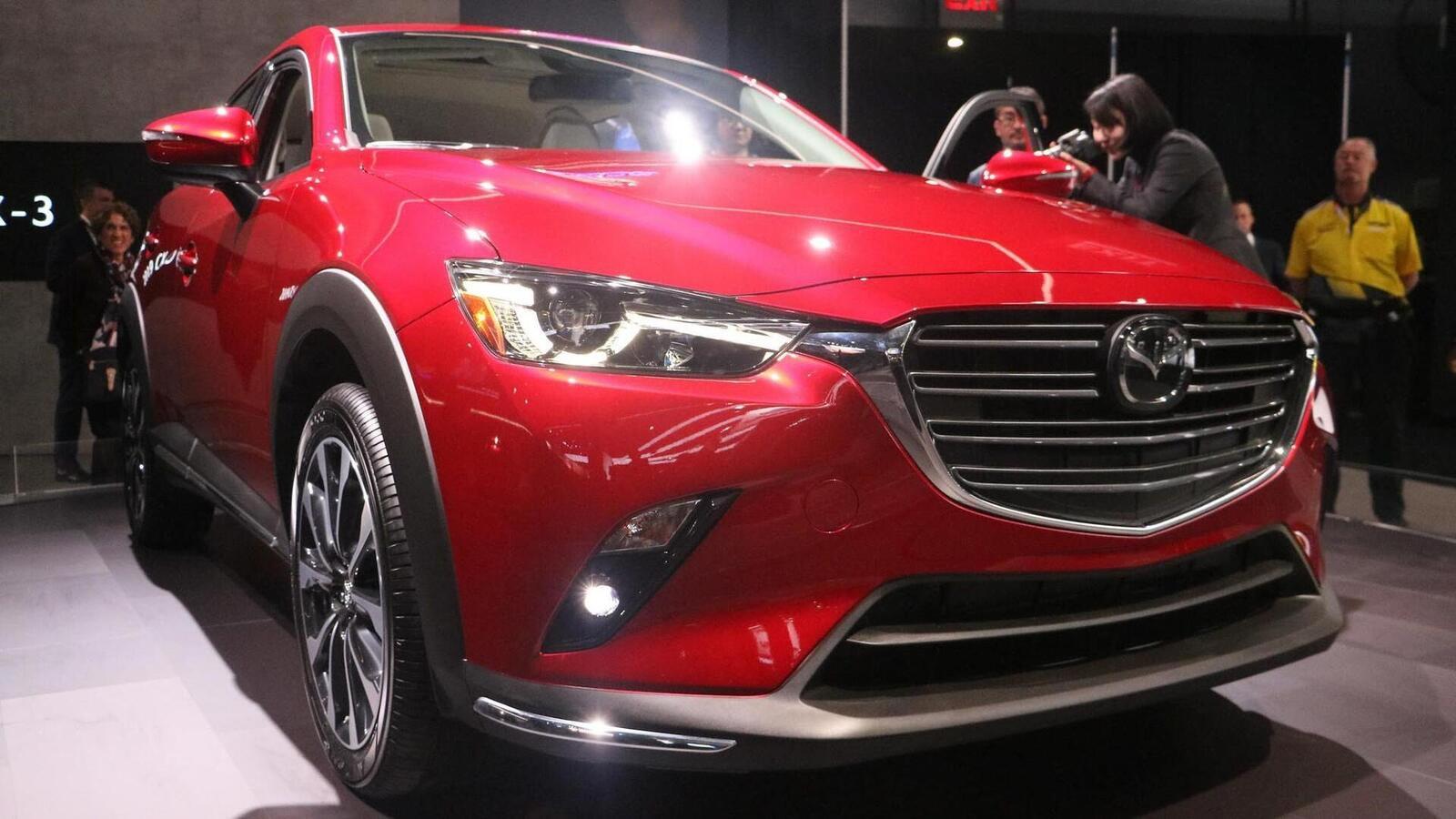 Mazda CX-3 2019 nâng cấp nội ngoại thất; động cơ mạnh hơn - Hình 6