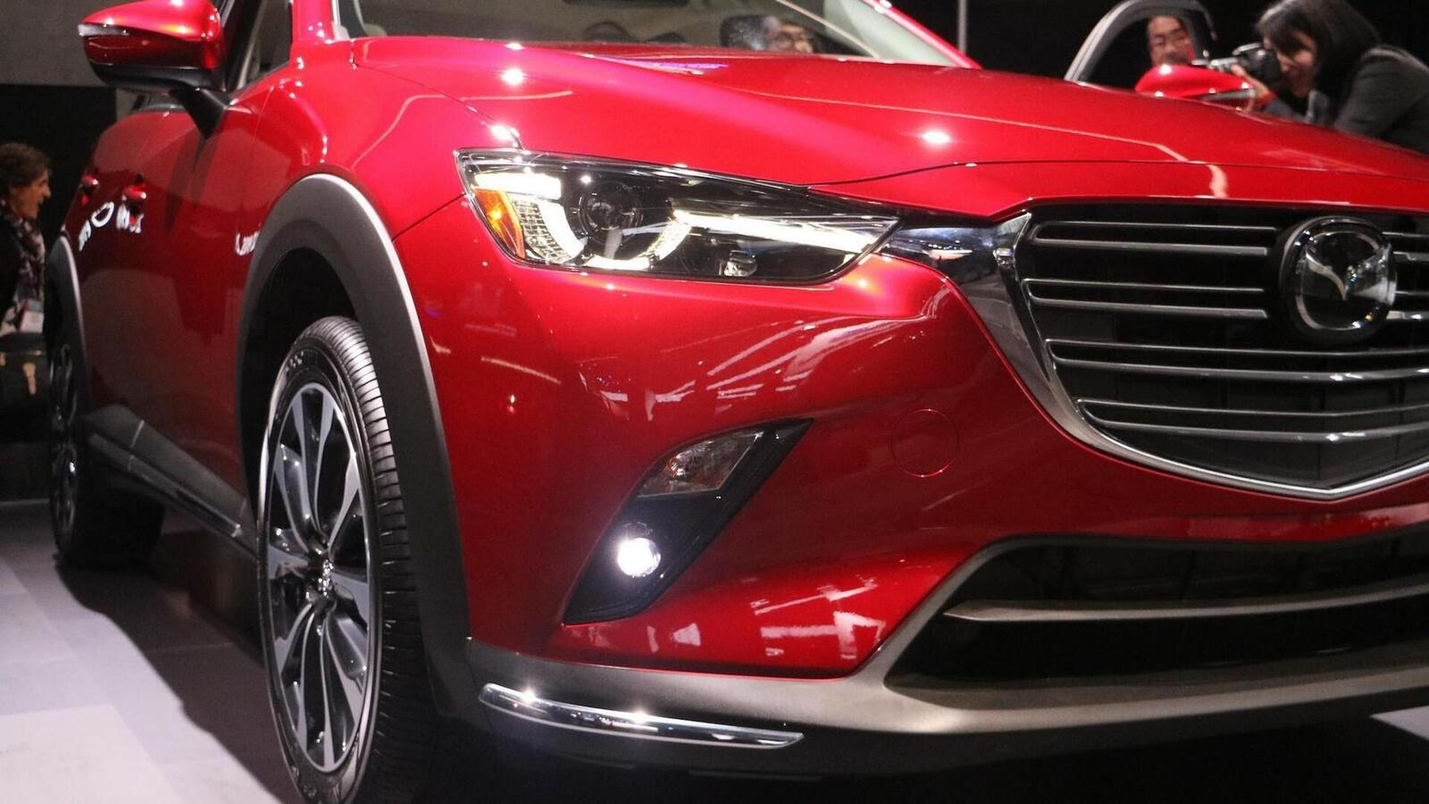 Mazda CX-3 2019 nâng cấp nội ngoại thất; động cơ mạnh hơn - Hình 7