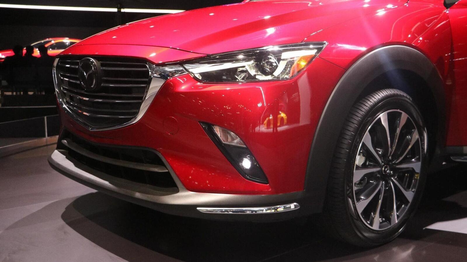 Mazda CX-3 2019 nâng cấp nội ngoại thất; động cơ mạnh hơn - Hình 12
