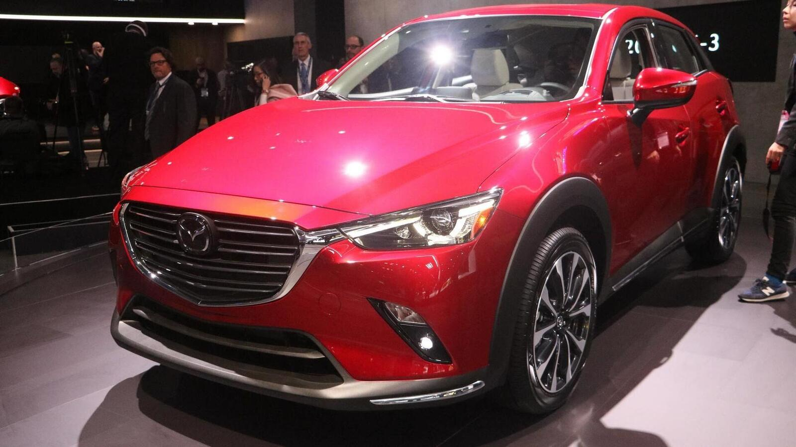 Mazda CX-3 2019 nâng cấp nội ngoại thất; động cơ mạnh hơn - Hình 13