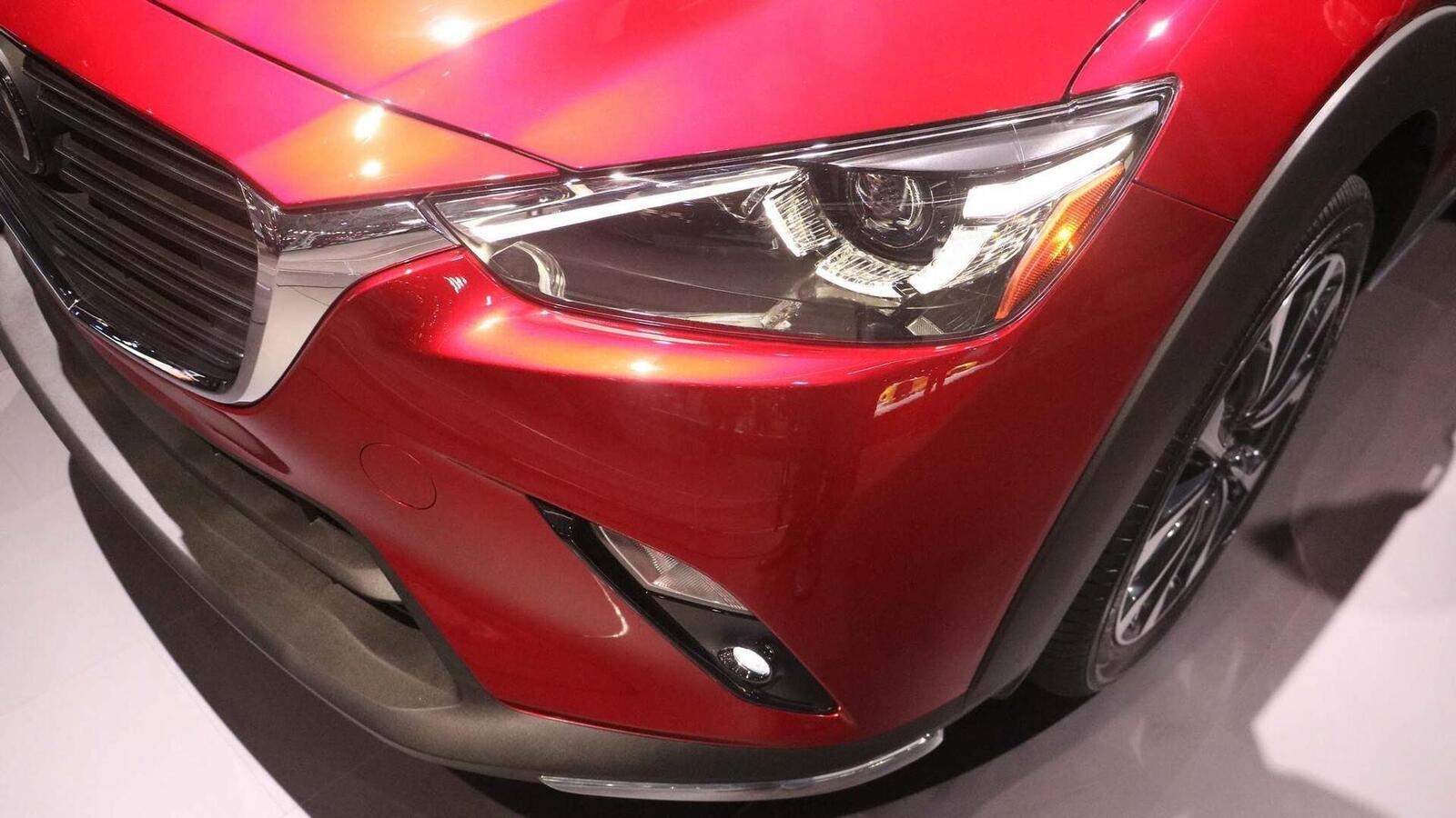 Mazda CX-3 2019 nâng cấp nội ngoại thất; động cơ mạnh hơn - Hình 15