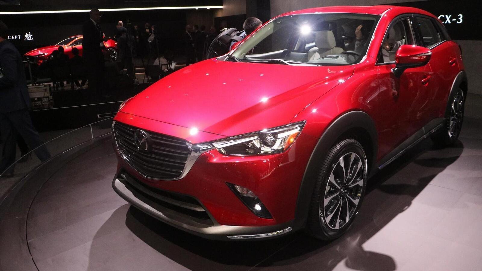 Mazda CX-3 2019 nâng cấp nội ngoại thất; động cơ mạnh hơn - Hình 16